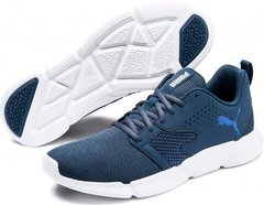 Кроссовки Puma Interflex Modern 43 (28 см) Dark Denim-Palace Blue